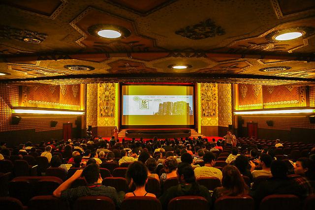 Festival acontece no Cinema São Luiz. Foto: Fundarpe/Divulgação.