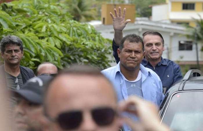 Sob forte esquema de segurança, Bolsonaro está vindo à Brasília (foto: Tomaz Silva/Agencia Brasil - 2/11/18)