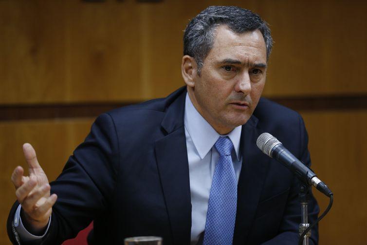 Ministro da Fazenda, Eduardo Guardia, não vê espaço para redução de impostos. Foto: Arquivo/Agência Brasil