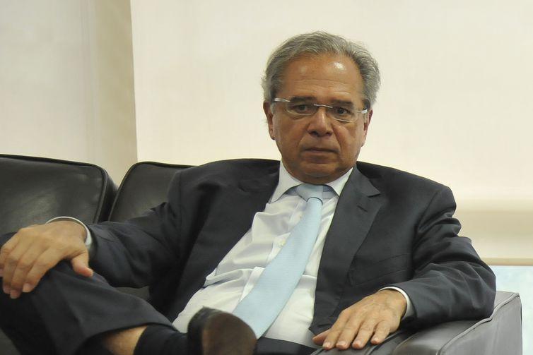 O futuro ministro da Economia, Paulo Guedes. Foto: Marcello Casal jr/Agência Brasil