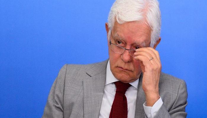 O ministro de Minas e Energia, Moreira Franco. Foto: Andressa Anholete/AFP (Foto: Andressa Anholete/AFP)