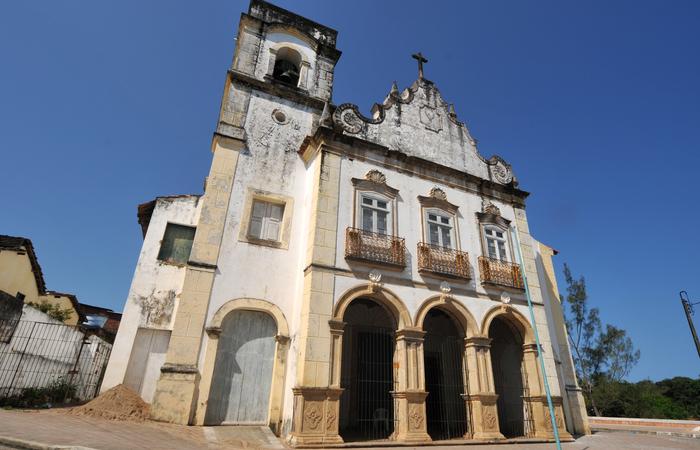 Igreja do Rosário dos Homens Pretos de Olinda será um dos pontos visitados - Foto: Helder Tavares/DP/D.A Press