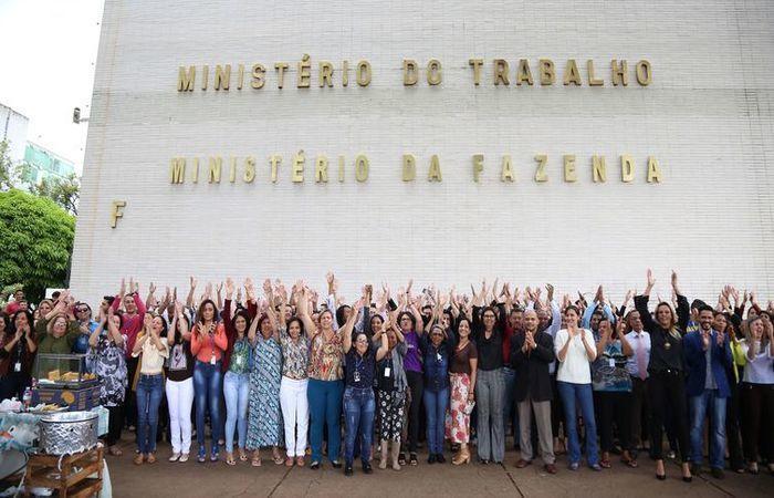 Foto: Edu Andrade/ Ascom/ Ministério do Trabalho/ Direitos Reservados
