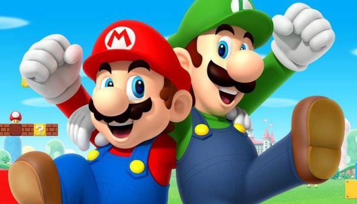 Expectativa é que Mário e sua turma cheguem às telonas do mundo todo em 2022. Foto: Nitendo/Divulgação