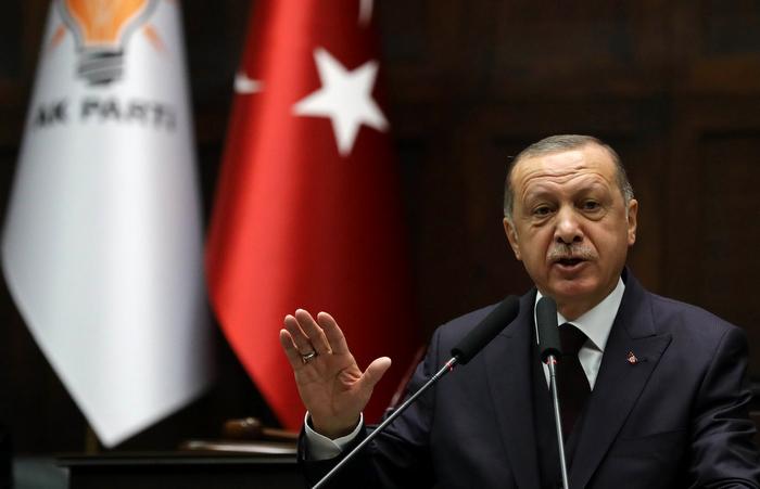 Presidente turco afirmou ter compartilhado materiais sobre assassinato de jornalista com outros países. Foto: Adem Altan / AFP