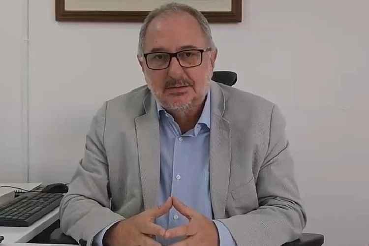 """""""A iniciativa de oferecer cotas para trans consolida a Uneb como uma grande universidade inclusiva e popular José Bites, reitor da Universidade do Estado da Bahia. Foto: Ascult/Uneb"""