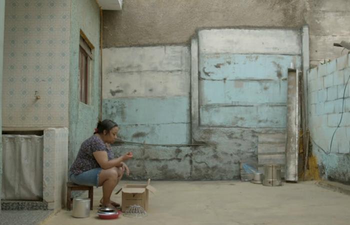 O Prêmio João Carlos Sampaio foi para o longa Temporada, de André Novais. Foto: Temporada/Divulgação