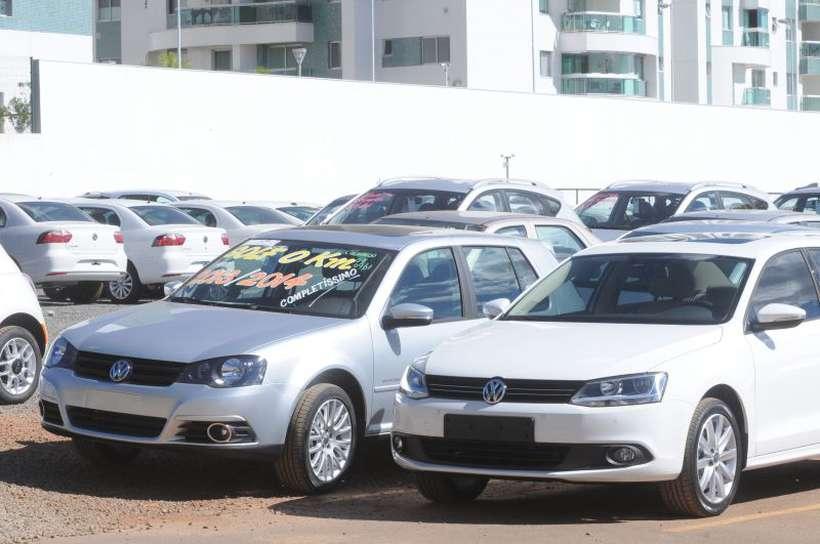 Popular na aquisição de veículos, modalidade de crédito já comercializou 1,882 milhão de cotas até setembro. Foto: Carlos Moura/CB/D.A Press