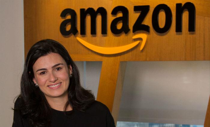 Segundo, Talita Taliberti, gerente de Kindle Direct Publishing, a curadoria não envolve conteúdo, quem faz a seleção é o próprio leitor. Foto: Divulgação/Amazon