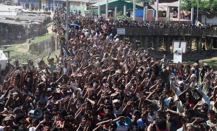 Rohingya Crisis - ALL THE PICTURES
