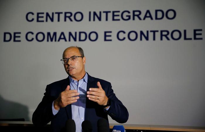 Manuten��o das For�as Armadas no Rio ainda est� sendo avaliada, diz Witzel
