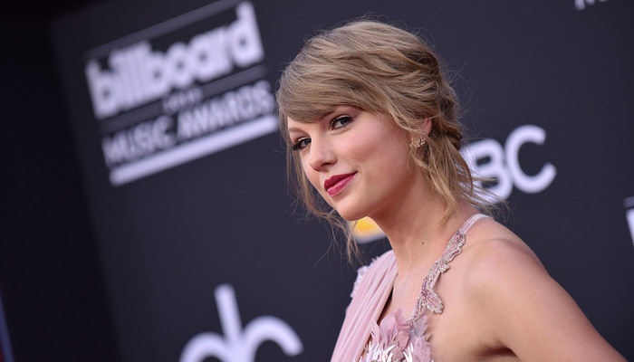 Em post no Instagram, Taylor afirmou que a UMG é a nova casa. Foto: AFP Photo