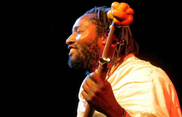 Mû Mbana participa do Sons da África pela segunda vez. Foto: Balaio Producciones/Divulgação