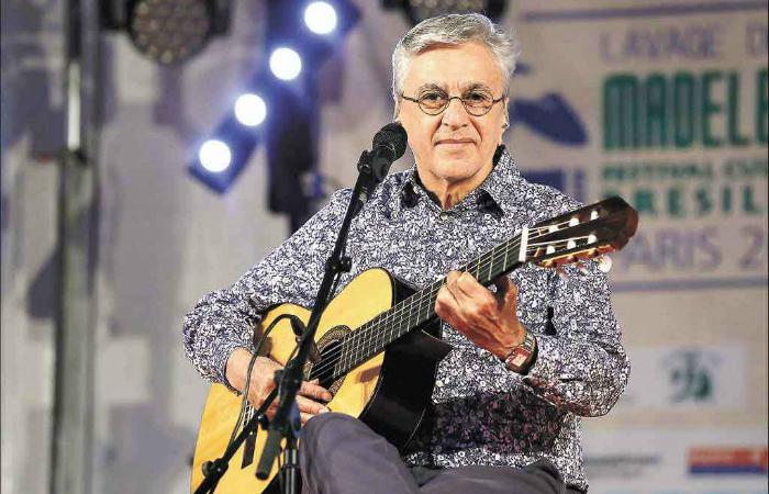 """""""Chico Buarque, o mais leal petista da nossa música popular, nunca usou a Lei Rouanet. Eu próprio nunca a usei diretamente"""". Foto: François Guillot/AFP"""