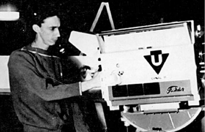 Com inauguração em 22 de novembro de 1968, canal serviu como embrião para o sistema brasileiro de comunicação pública. Foto: Reprodução da Internet