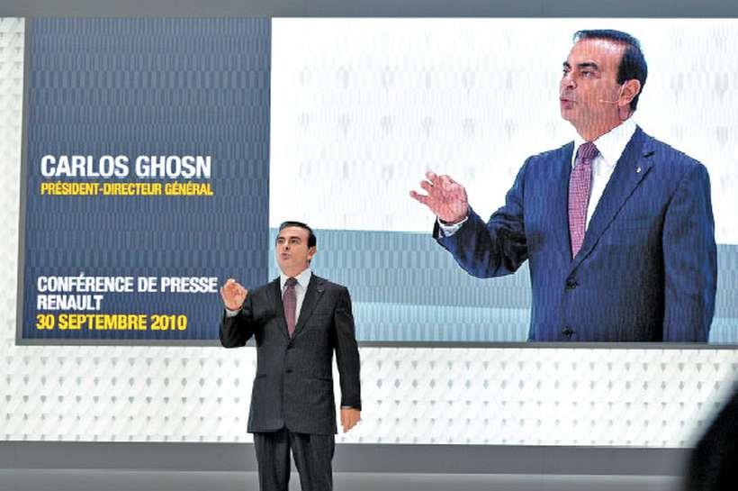 Projetado como um dos maiores executivos da indústria automotiva mundial ao comandar Nissan, Mitsubishi e Renault Ghosn é hoje apenas mais um no sistema carcerário do Japão. Foto: Miguel Medina/AFP