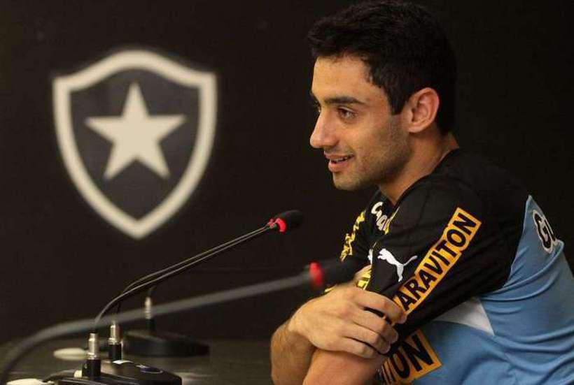 Daniel defendeu o Botafogo em 2014. Foto: Vitor Silva / SS Press / Botafogo