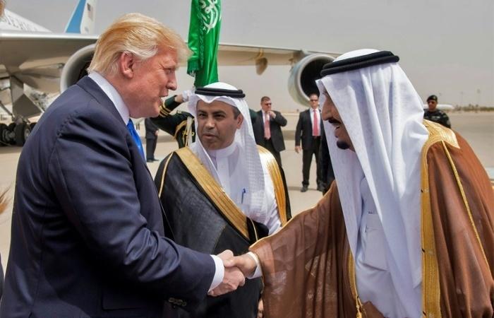 Foto: Saudi Royal Palace/AFP
