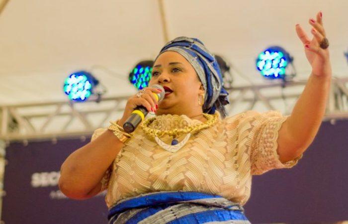Mãe Nete de Oxum. Foto: Divulgação