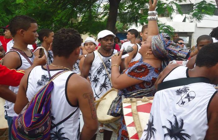 Edição anterior da Sambada de Ia Iá. Foto: Divulgação