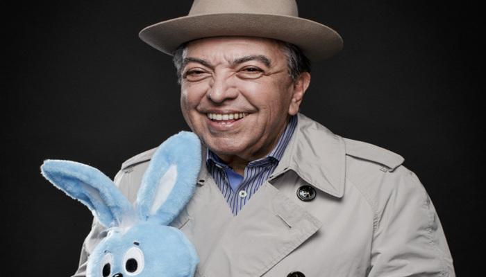 Mauricio de Sousa vai falar sobre o filme 'Laços' na CCXP. Foto: Márcio Bruno/Divulgação