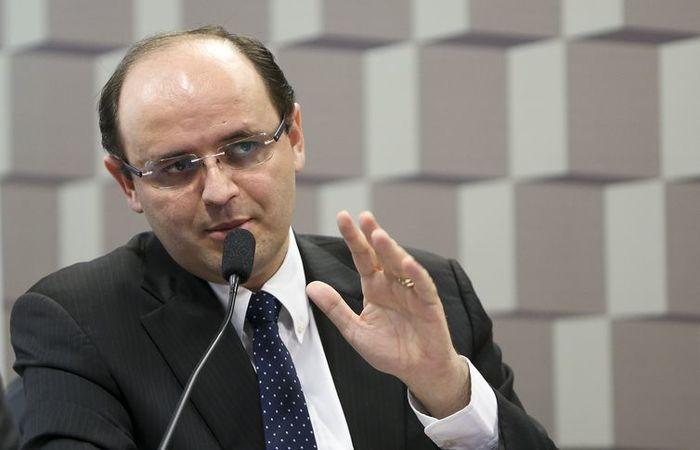 Ministro da Educação, Rossieli Soares Foto: Marcelo Camargo/Agência Brasil