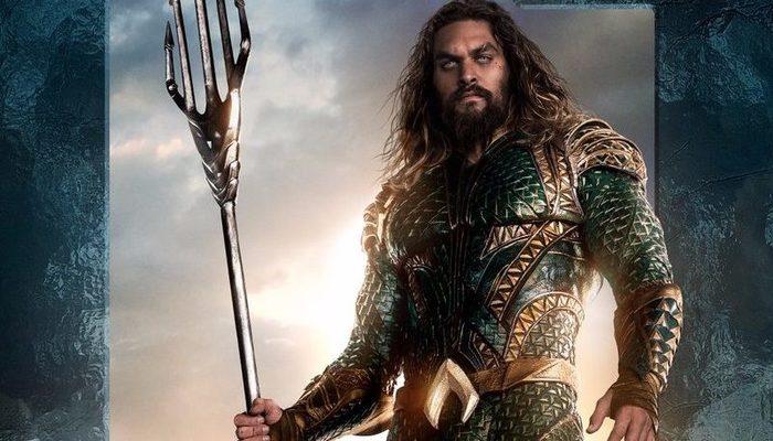 Jason Momoa interpretará Aquaman pela segunda vez. A primeira aparição foi em Liga da Justiça. Foto: Reprodução