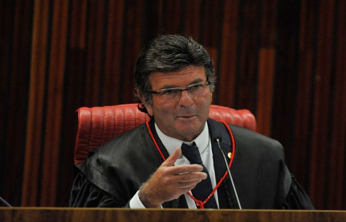 O ministro Luiz Fux suspendeu o auxílio para magistrados. Foto: Fabio Rodrigues Pozzebom/Agência Brasil (Foto: Fabio Rodrigues Pozzebom/Agência Brasil )