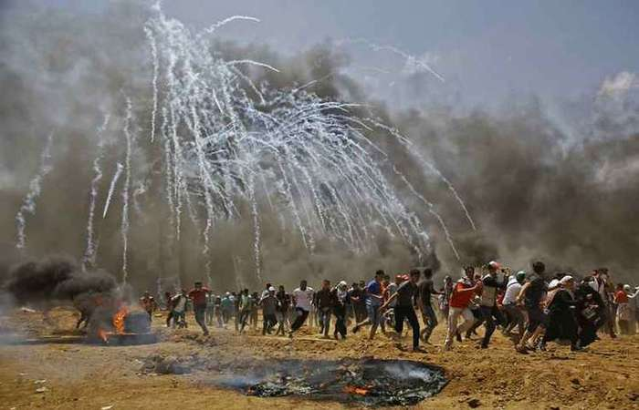 (foto: MOHAMMED ABED / AFP) ((foto: MOHAMMED ABED / AFP))