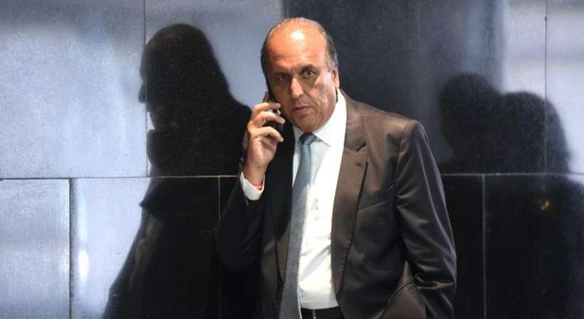 O governador do Rio, Luiz Fernando Pezão. Foto: Ed Alves/CB/D.A Press
