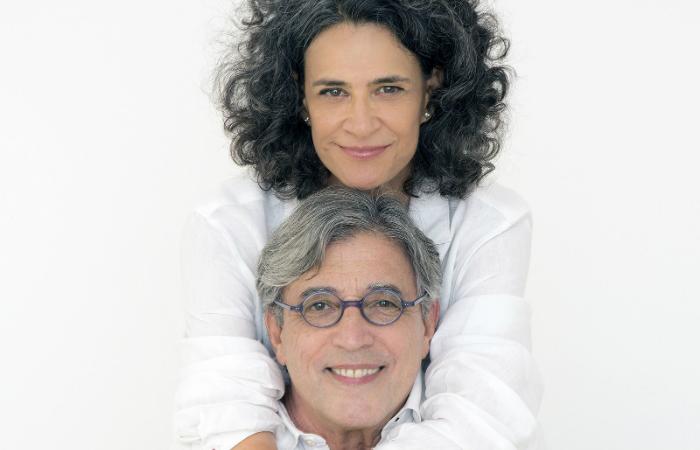 O dueto nos palcos vem sendo pensado desde a década de 1990, mas foi adiado por incompatibilidade de agenda dos cantores. Foto: Leo Aversa/Divulgação