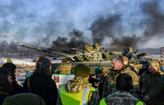 Foto: MYKOLA LAZARENKO / UKRAINIAN PRESIDENTIAL PRESS SERVICE / AFP