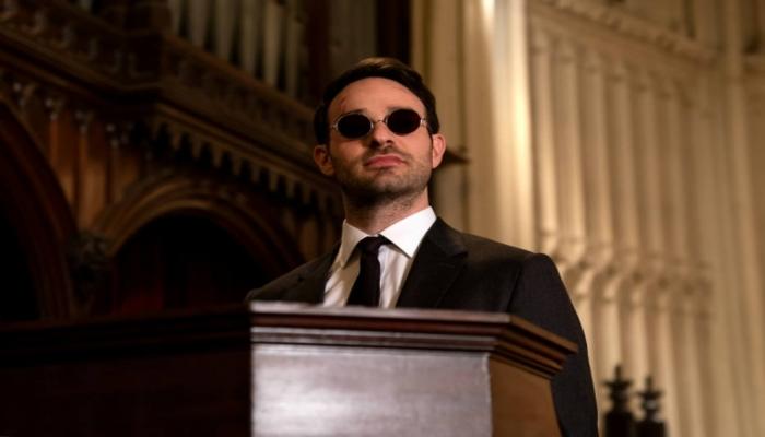 Três temporadas de 'Demolidor' permanecem no catálogo da Netflix. Foto: Netflix/Divulgação