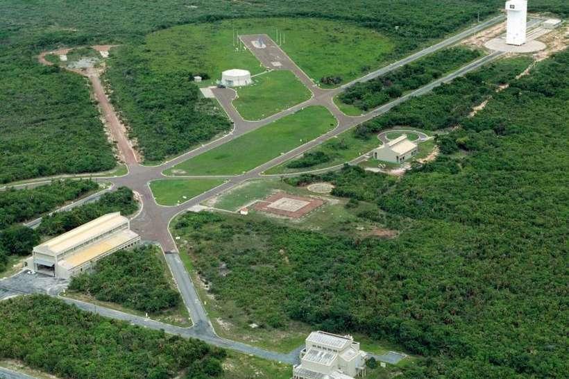 Governo brasileiro costura acordo com os EUA para liberar uso comercial da Base de Alcântara, no Maranhão. Foto: MCT/Divulgação