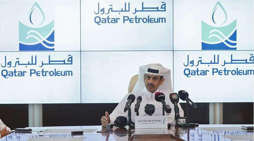 Segundo al-Kaabi, a Opep já foi informada da decisão. Foto: Karim Jaffar/AFP