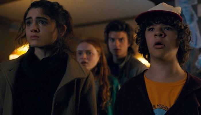 Os criadores de Stranger Things não escondem que a série terá fim em algum momento. Foto: Divulgação/Netflix