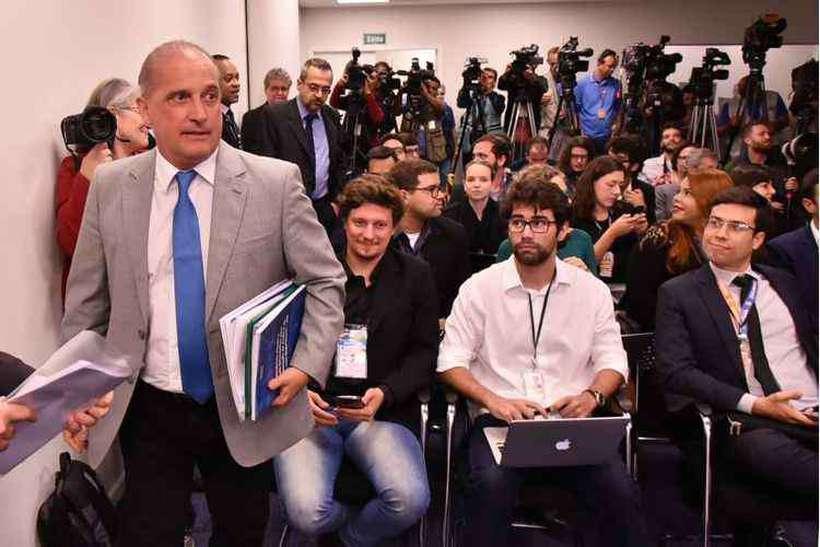 Foto: Governo de Transição/Divulgação