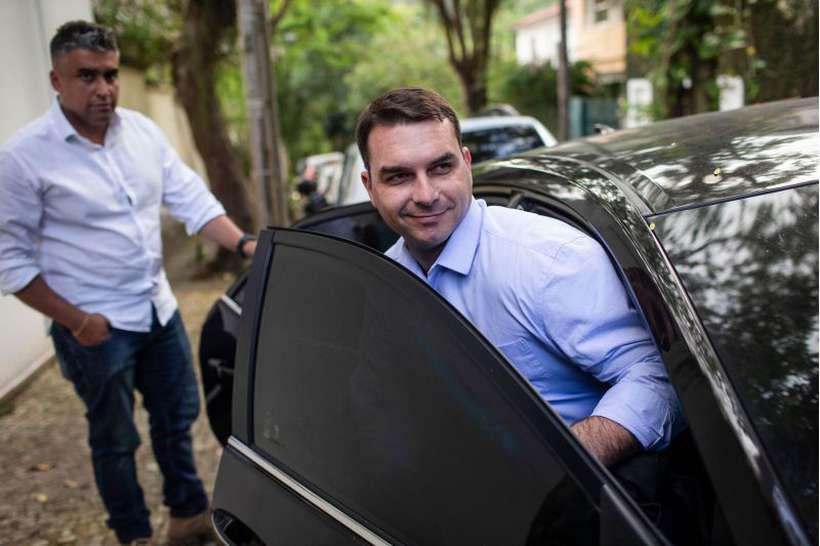 Flávio questionou o que Renan teria a oferecer aos senadores, uma vez que não vai ter a máquina do governo ao seu lado. Foto: Mauro Pimentel/AFP