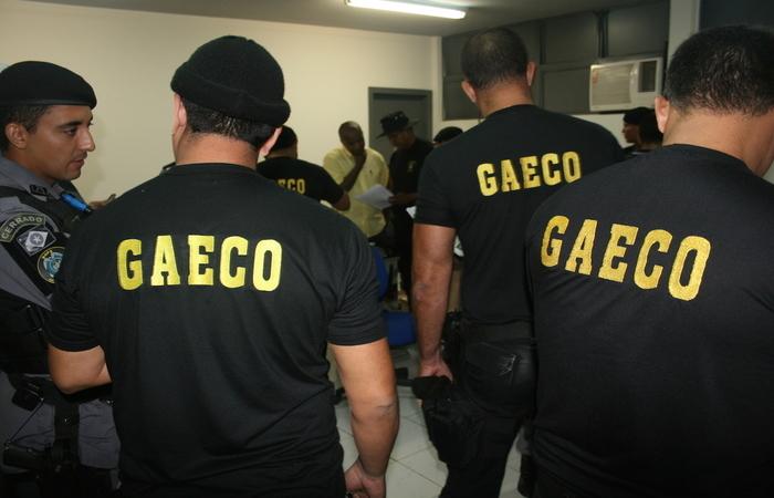Dez Grupos de Atuação Especial Contra o Crime Organizado (GAECOs) do Ministério Público participam da ação. Foto: Reprodução/Internet