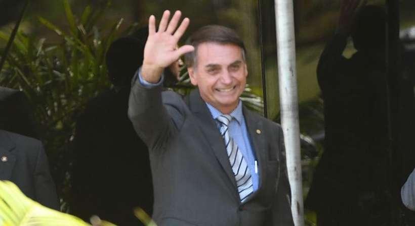 No período da tarde, Bolsonaro tem reunião agendada com o ministro extraordinário da transição, Onyx Lorenzoni. Foto: Ed Alves/CB/D.A Press