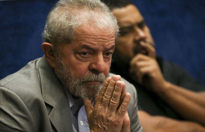 Lula está preso desde abril na Superintendência da Polícia Federal em Curitiba, condenado por corrupção passiva e lavagem de dinheiro - Foto: Marcelo Camargo/Agência Brasil