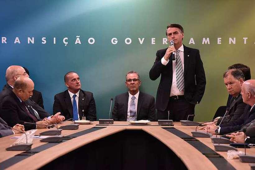 Conversas já foram travadas com o MDB e o PRB nessa terça-feira (4/12). Foto: Governo de transição/Divulgação