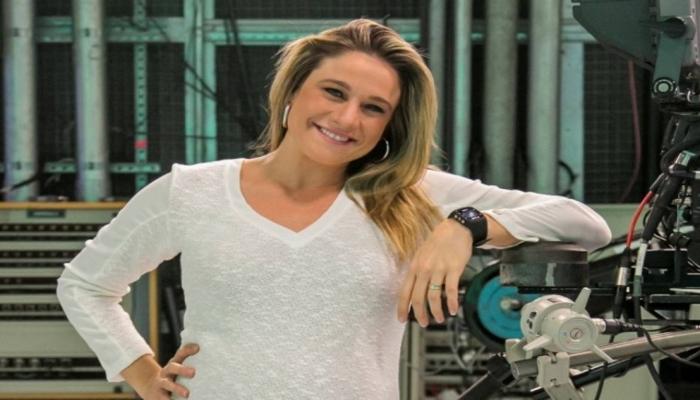 Gentil será substituída por Bárbara Coelho, que dividirá o estúdio com Felipe Andreoli. Foto: Paulo Belote/Globo/Divulgação