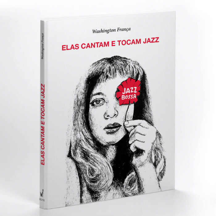 Livro Elas Cantam e Tocam Jazz. Foto: Divulgação