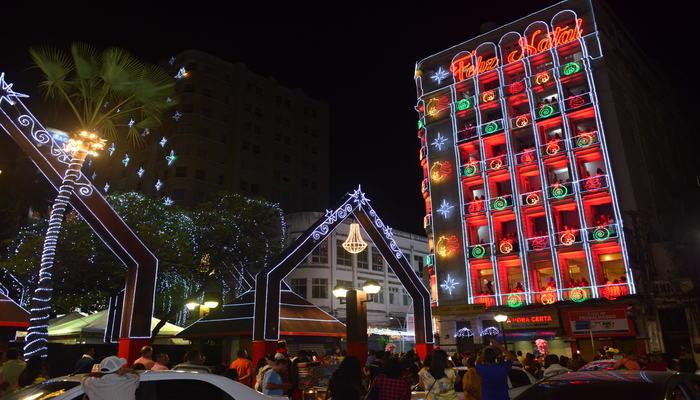 Mega evento começou no dia 23 de novembro e segue até o dia 23 de dezembro. Foto: Firmino Júnior
