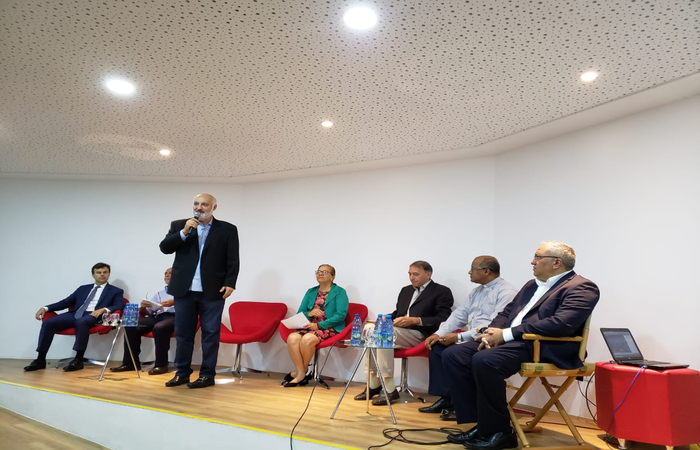 Espaço é fruto de uma parceria entre Cáritas, Unicap e governo norte-americano. Foto: Elano Lorenzato/Divulgacao