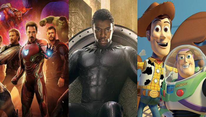 A expectativa é que 2019 continue sendo mais um ano de sucesso para a empresa. Foto: Divulgação/Marvel/Disney