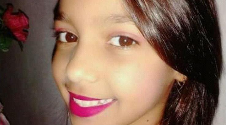 Maria Islaine Dantas da Silva, 10 anos, foi levada de casa, no Cabo de Santo Agostinho, pelo padrasto na última segunda-feira.Foto: Polícia Civil. (Maria Islaine Dantas da Silva, 10 anos, foi levada de casa, no Cabo de Santo Agostinho, pelo padrasto na última segunda-feira.Foto: Polícia Civil.)