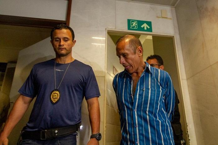 Jorge Beltrão foi condenado a 71 anos de prisão. Foto: Léo Malafaia