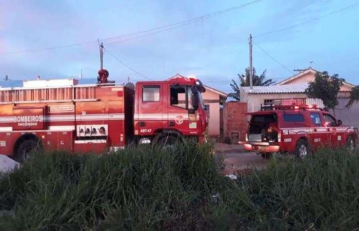 Foto: Divulgação/ Bombeiros